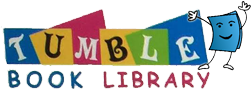 TumbleBooks icon with link