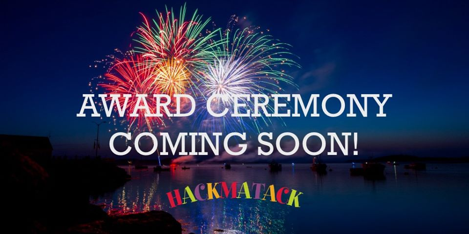 Hackmatack Award Ceremony Coming Soon!